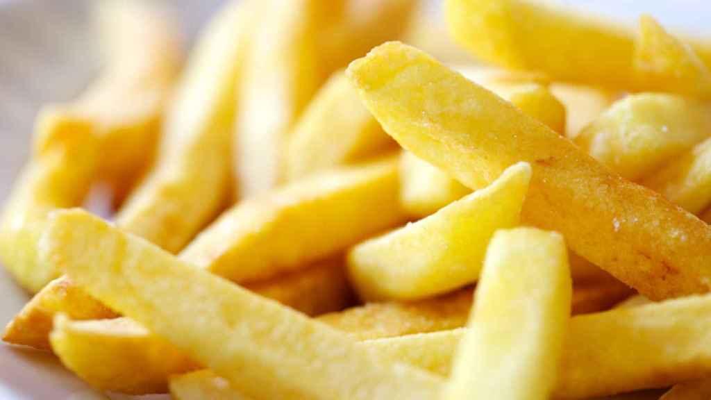 Formas 'sanas' de cocinar patatas fritas