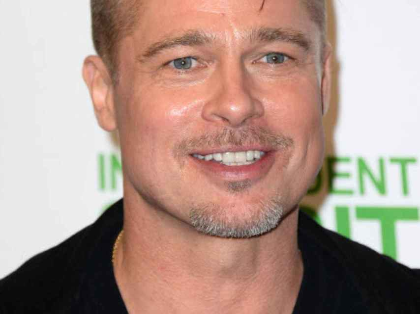 Brad Pitt is one of the regulars of this type of hairstyle.