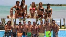Todas las parejas de concursantes de 'La isla de las Tentaciones 2'.