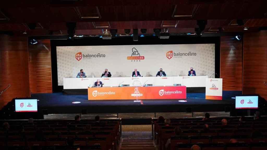 Asamblea General Extraordinaria de la FEB