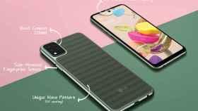 LG K42: un nuevo Android de gama baja que estrena diseño