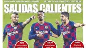 Portada Mundo Deportivo (21/09/20)