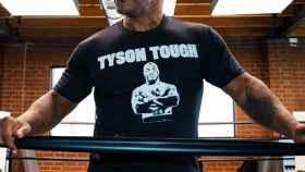 Mike Tyson. Foto: Instagram (@miketyson)