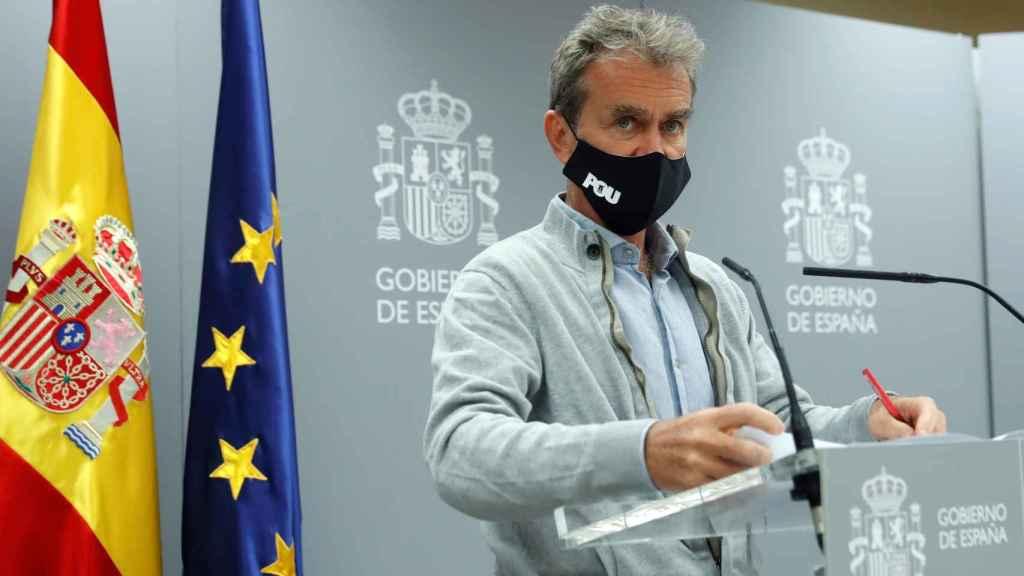 Fernando Simón ha sido la cara visible de la gestión de la pandemia.
