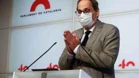 El presidente de la Generalitat, Quim Torra, en una imagen reciente.
