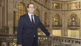 El director general de Economía y Estadística del Banco de España, Óscar Arce.