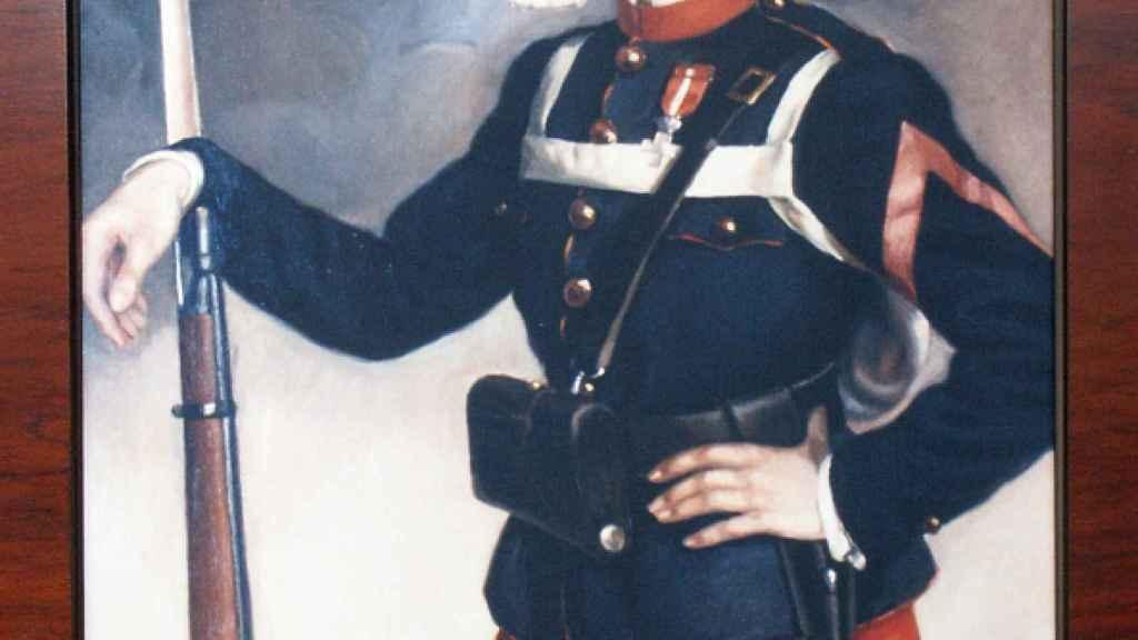 Retrato de Francisca Guarch Folch.