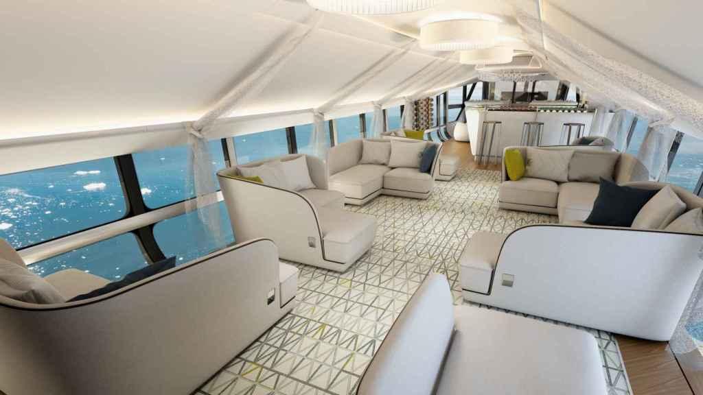 Interior AirLander 10