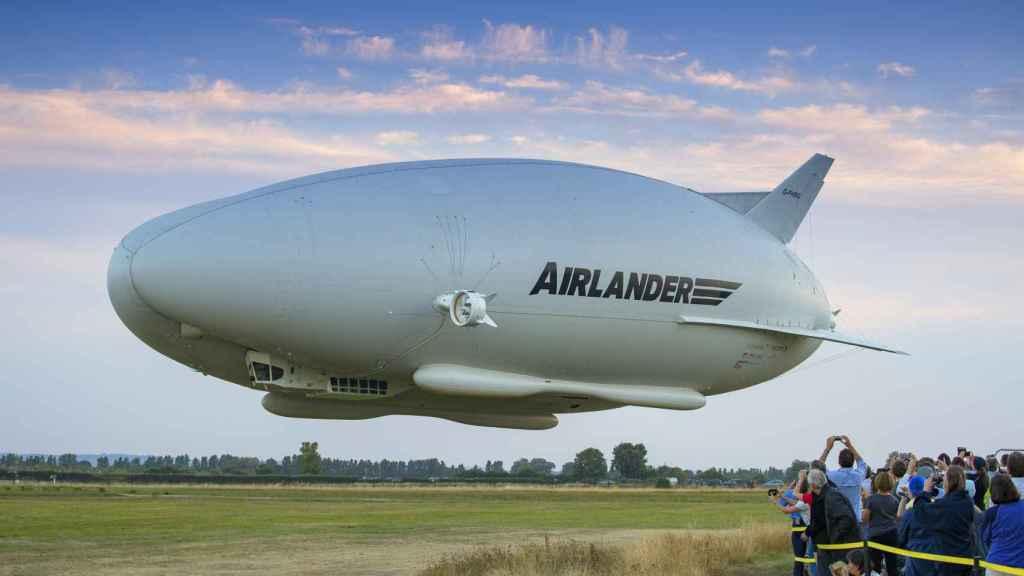 Prototipo de AirLander 10
