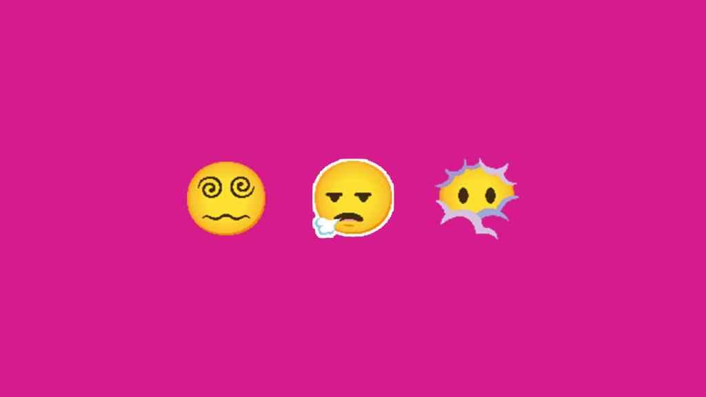Emojis que veremos en nuestros smartphones el año que viene.