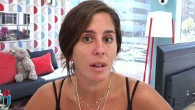 Anabel Pantoja durante su participación en 'Sola/Solo'.