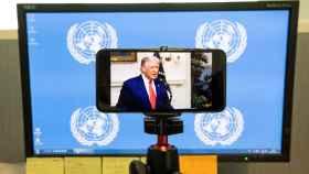 Intervención de Trump ante la Asamblea General de la ONU.