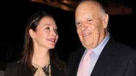 Esther Doña y Carlos Falcó en una imagen de archivo.