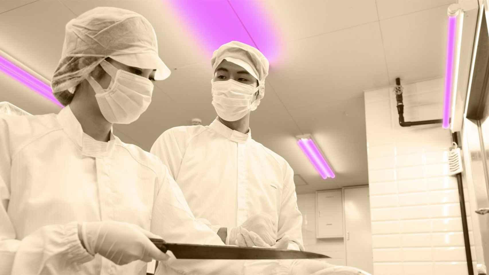 El Care 222 de momento se utilizará en instituciones médicas.