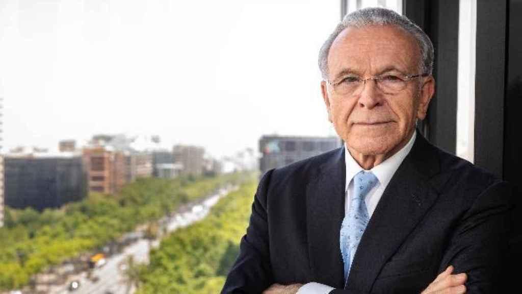 Isidro Fainé, presidente de Criteria Caixa.