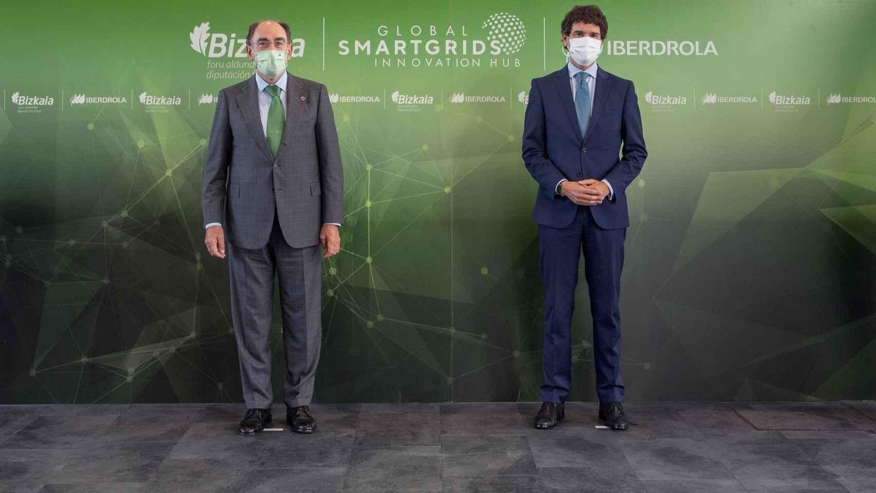 Iberdrola sitúa el centro mundial de innovación de redes inteligentes en España