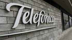 Sede de Telefónica en Madrid, en una imagen de archivo.