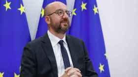 El presidente del Consejo Europeo, el belga Charles Michel, en una imagen de archive.