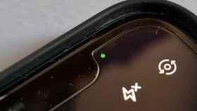El nuevo punto verde que aparece en el iPhone en algunos casos