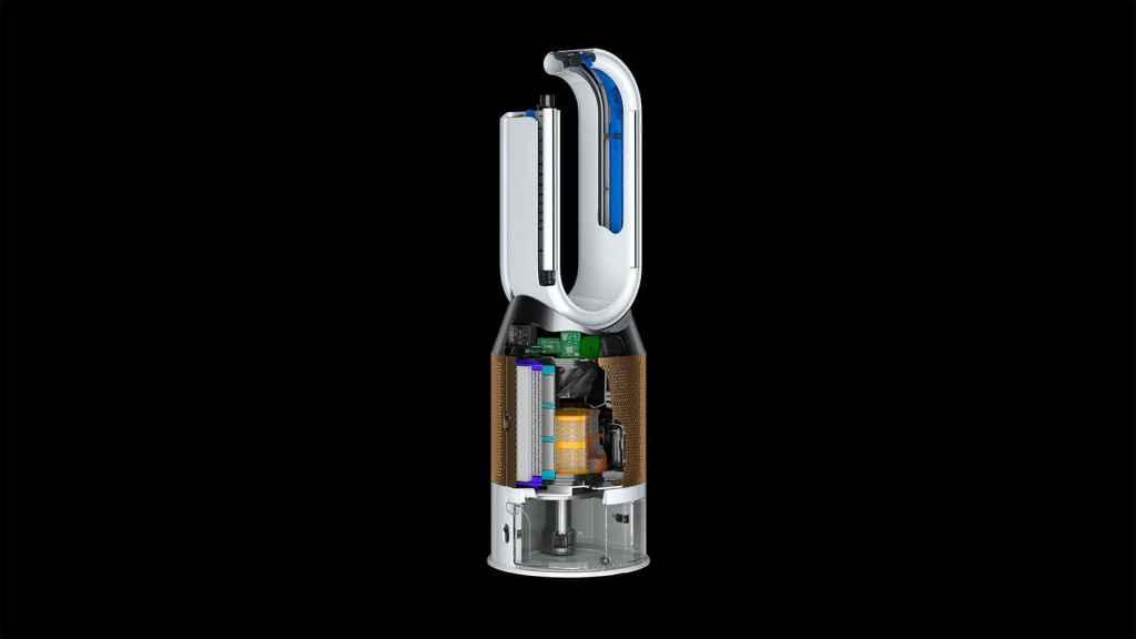 El purificador elimina los minerales del evaporador de forma sencilla.