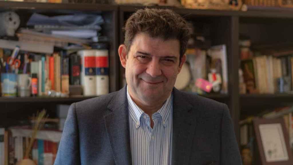 El periodista Javier Lorenzo.