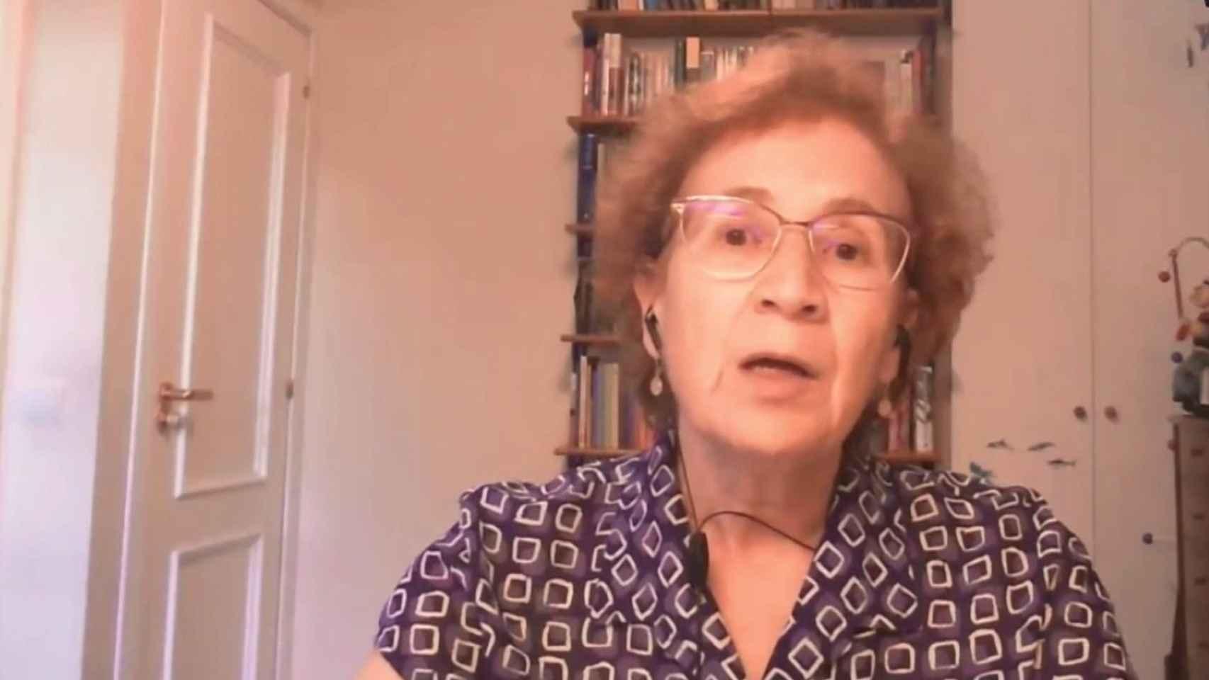 La viróloga Margarita del Val no cree que los confinamientos selectivos vayan a funcionar en Madrid.