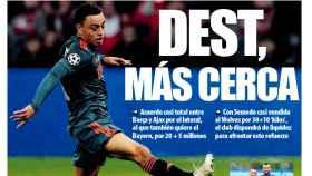Portada Mundo Deportivo (23/09/20)