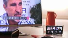 Videoconferencia de Ciudadanos