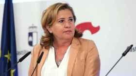 Rosana Rodríguez, consejera de Educación de Castilla-La Mancha, en una imagen de archivo