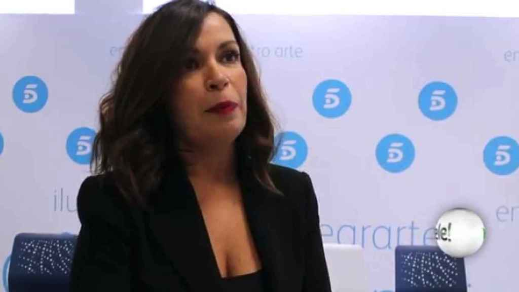 Sandra Fernández en una imagen de archivo.