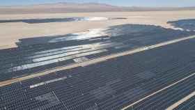 Acciona construye una planta fotovoltaica de 238 MW en Chile por 140 millones de euros