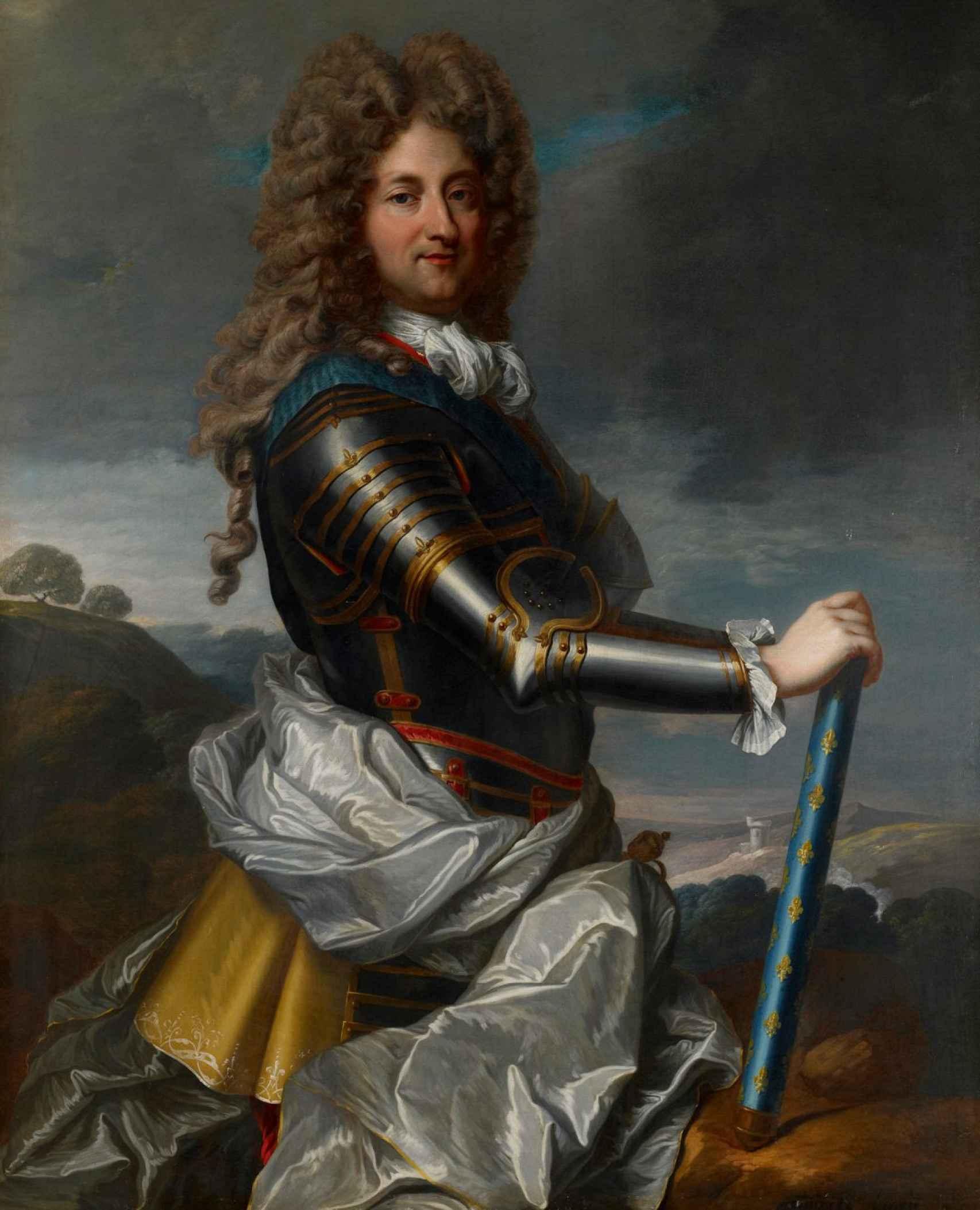 Felipe de Orleans, el regente que desaprobó los actos violentos del Conde de Charolais.