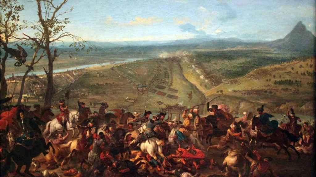 Batalla de Belgrado.