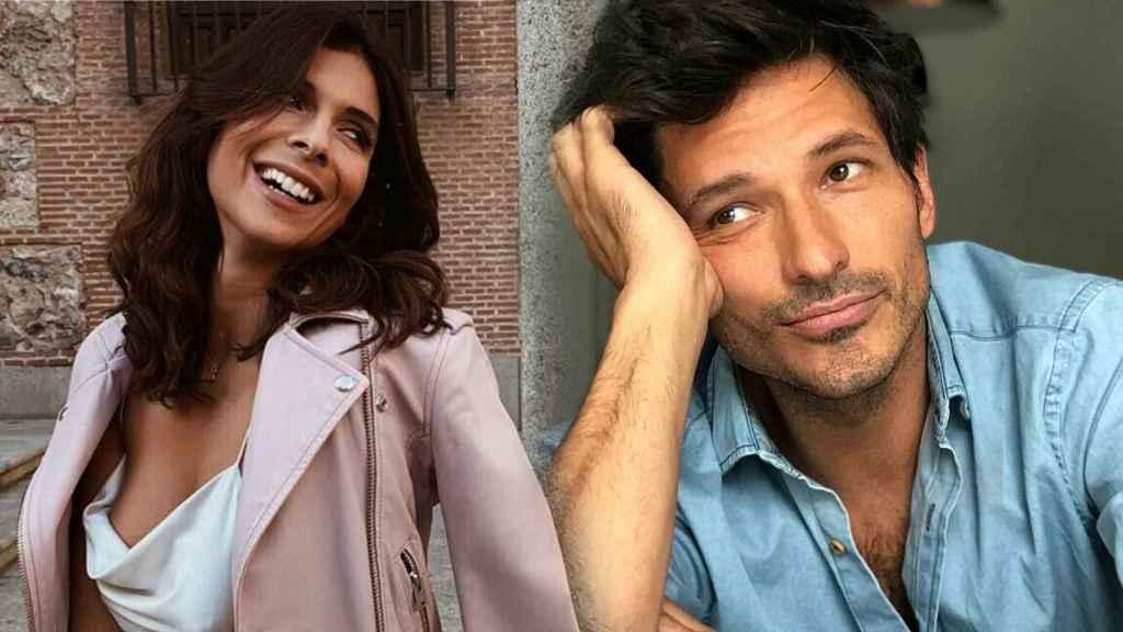 Andrés Velencoso y Paula Gómez en un montaje de Jaleos.