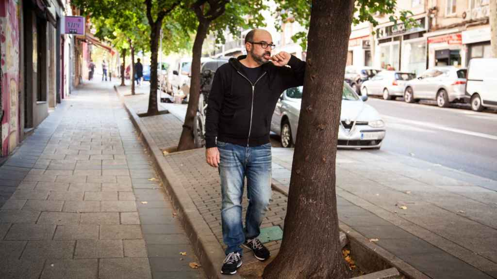 Alberto Olmos.