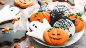 Recetas de galletas fáciles para Halloween