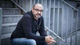 El escritor y crítico literario Alberto Olmos.