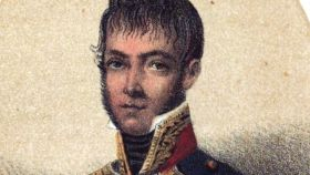 El militar Juan Díaz Porlier.