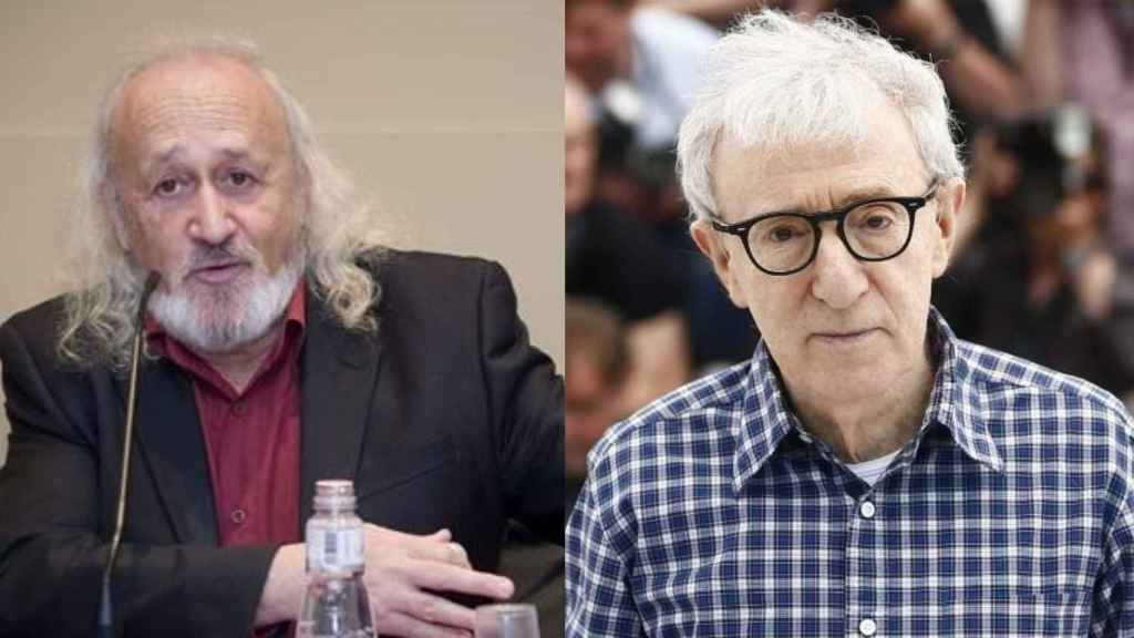 Montxo Armendáriz arremete contra Woody Allen.