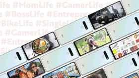 Nuevo LG K71: un gama media con gran pantalla y stylus