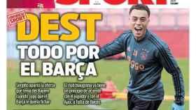 Portada Sport (24/09/20)