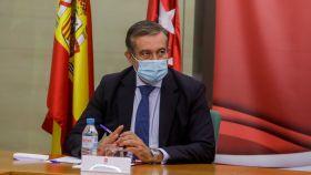 Enrique López, consejero de Justicia, Interior y Víctimas de la Comunidad de Madrid.