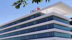 Sede de ING en Madrid.