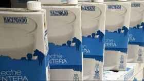 El fabricante de leche Hacendado sufre en sus cuentas el cambio de proveedores de Mercadona
