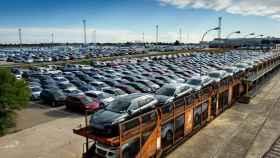Vehículos producidos en la factoría de Ford Almussafes.