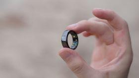 Oura, un anillo inteligente.