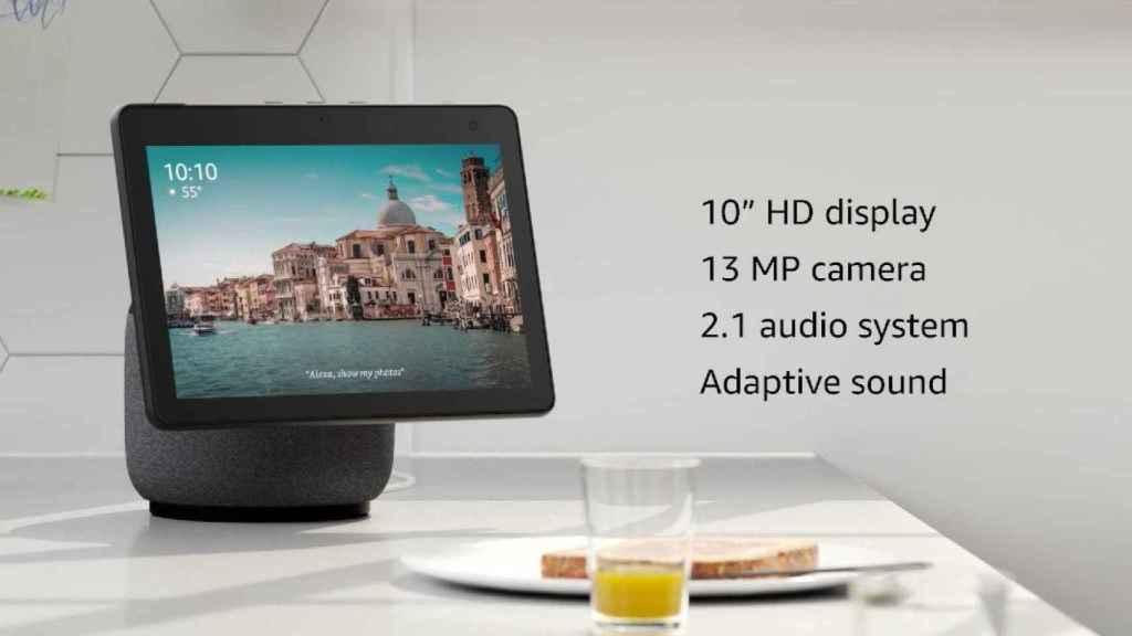 Amazon Echo Show 10