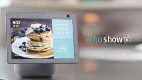 Nuevo Amazon Echo Show 10, con pantalla que se mueve