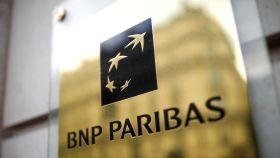 Sucursal de BNP Paribas en Francia.