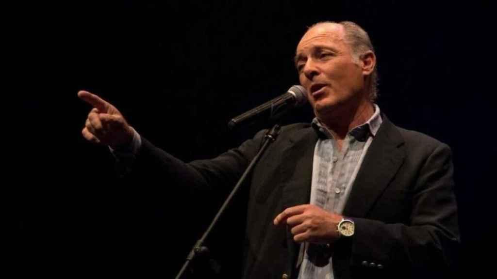 El cantautor andaluz, José Manuel Soto.